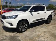 Toyota Hilux Cabina Doble 2016