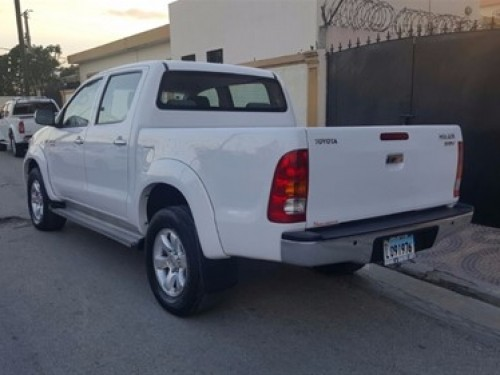 Toyota Hilux Limited 2008