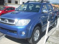 Toyota Hilux Limited 2011