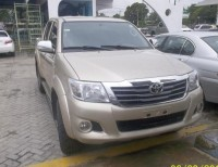 Toyota Hilux Limited 2013