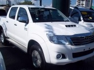 Toyota Hilux Limited 2014