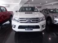 Toyota Hilux Limited 2018 - Auto Paniagua