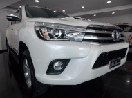 Toyota Hilux Limited 2018 blanca
