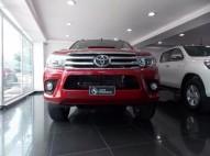 Toyota Hilux Limited 2018 roja