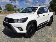 Toyota Hilux Limited Dakar 2018