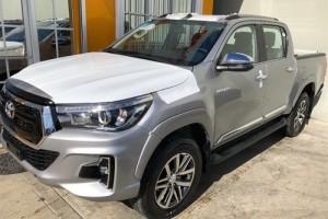 Toyota Hilux Revo 2019
