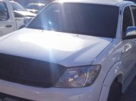 Toyota Hilux SR5 2010