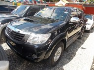 Toyota Hilux SRV 2013