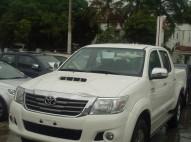 Toyota Hilux SRV 2014