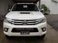 Toyota Hilux SRV 2018