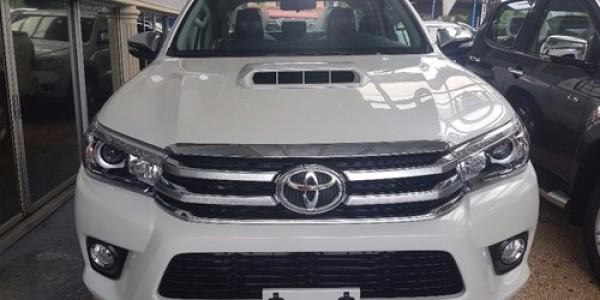 Toyota Hilux Srv 2018 Don Bosco Santo Domingo D N