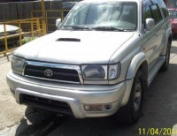 Toyota Hilux Surf  2001 Diesel 4x4 con multi-look