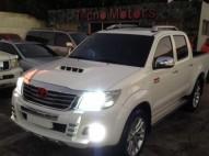 Toyota Hilux Vigo 2013