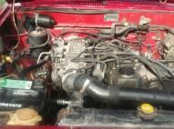 Toyota Hilux de colección 1986