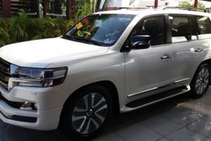 Toyota Land Cruiser 2018