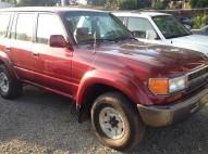 Toyota Land Cruiser Full Rojo