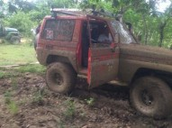 Toyota Land Cruiser Machito
