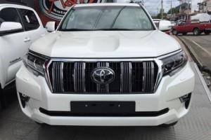 Toyota Land Cruiser Prado 2018