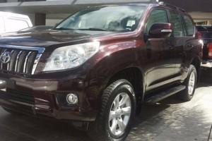 Toyota Land Cruiser Prado TXL 2012