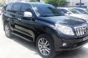 Toyota Land Cruiser Prado TXL 2013