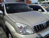 Toyota Land Cruiser Prado VX 2007