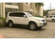 Toyota Land Cruiser Prado VX