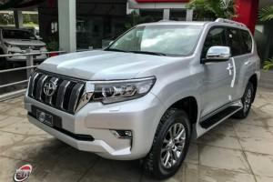 Toyota Land Cruiser Prado VXL 2018