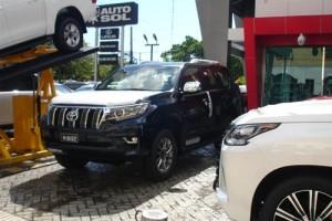 Toyota Land Cruiser Prado VXL 2019