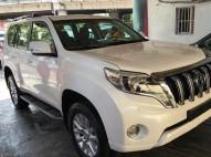 Toyota Land Cruiser Prado VXL
