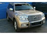 Toyota Land Cruiser Prado Vx 08