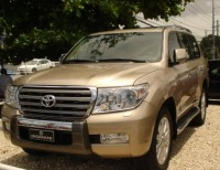 Toyota Land Cruiser VX 2010