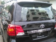 Toyota Land Cruiser VX 2015