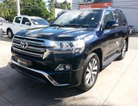 Toyota Land Cruiser VXR 2018 - Vegamovil