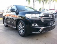 Toyota Land Cruiser VXR 2018