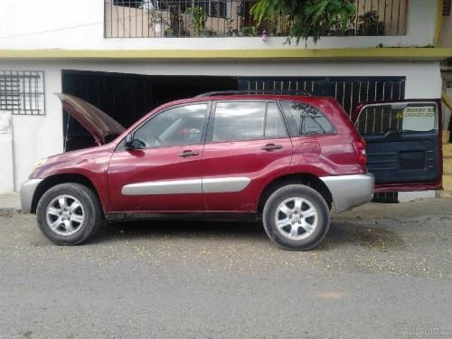 Super Carros Republica Dominicana >> Toyota RAV4 2004, Santo Domingo - 145151
