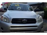 Toyota RAV4 2008 impecable