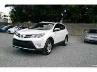 Toyota RAV4 4x4 AWD Full Blanco Perla XLE