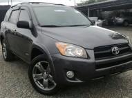 Toyota RAV4 Limited 2011