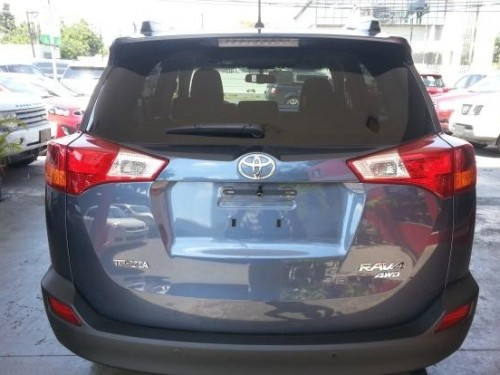 Toyota RAV4 S 2015