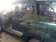 Toyota Rav4 2002 verde botella