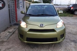 Toyota Scion XD 2012