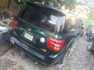Toyota Sequoia 2003 full limited