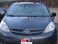 Toyota Siena 2008 Le