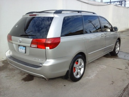 Toyota Sienna 2005 Limited Puertas electricas
