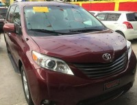 Toyota Sienna 2011 Recien Importado
