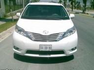 Toyota Sienna 2011 Unico dueño