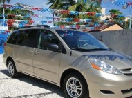 Toyota Sienna Limited 2009