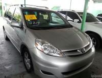 Toyota Sienna Xle 2009 Gris Como Nueva Rec Importada