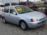 Toyota Starlet 1999 solo RD99 Mil Inicial
