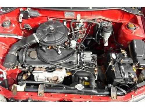 Toyota Starlet 99 americana